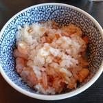 天ぷら豊樹 - 天バラ