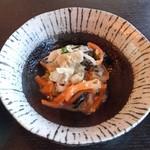 天ぷら豊樹 - 先付
