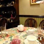 グロヴナーカフェ - 店内(2014.06月)