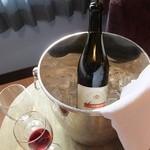 ホテルモントレ ラ・スール大阪 - 発泡性 赤ワイン