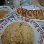 餃子の王将 - 料理写真:基本変わらぬ信頼の味!だが店によって特色は変わるね♪