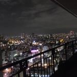ホテルモントレ ラ・スール大阪 - お部屋からの京橋一望