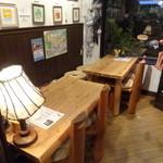 吉高屋 - テーブル席