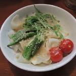 炭鶏家みどり - 温野菜ナムル