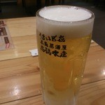 本気居酒屋高橋水産 - 生ビール
