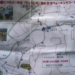 28618730 - 近隣の観光コース地図。