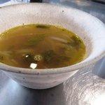 L'OASINA - レンズ豆と野菜のスープ