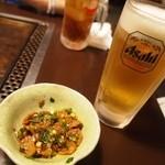 ROSE - 生ビール & ホルモン焼コテッチャン
