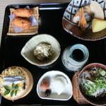 28621410 - 高城庵セット(2,160円)二の膳