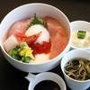 光彩 - 料理写真:山掛おくらの海鮮丼