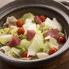 居酒屋あとむ - 料理写真:夏鍋(野菜たっぷりで鮪が入った鍋です。あっさりしていて食欲ない時にオススメ。)