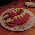 唐々唐兵衛 - トマトサラダ