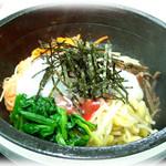 焼肉レストラン ソウル - 【石焼ビビンバ】