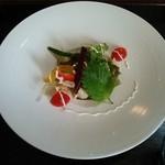 ビックシェフ - スパゲティサラダ