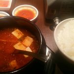 28626217 - 豆腐チゲスープ