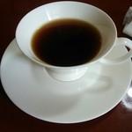ビックシェフ - 食後のコーヒー