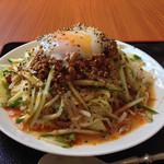 香萬里 - 冷し坦々麺 750円