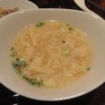28627529 - 玉子スープ