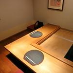 岩さき - 今日は個室ですね (2014/06)