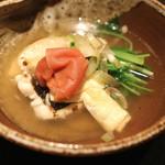 岩さき - 穴子の鍋仕立て (2014/06)
