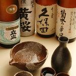 ほっとけや - 地酒は各地からお取り寄せ。焼酎・梅酒と酒類も豊富★