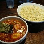 ちいおり - 091219 辛つけ麺(大盛)
