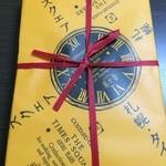 札幌菓子處 菓か舎 - 家族へのお土産です