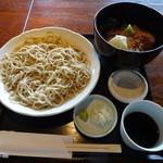 しちせ - せいろ+ミニ海鮮丼セット