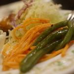 神谷バー - サラダ