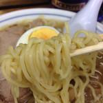 28636030 - チャーシューワンタン麺の麺