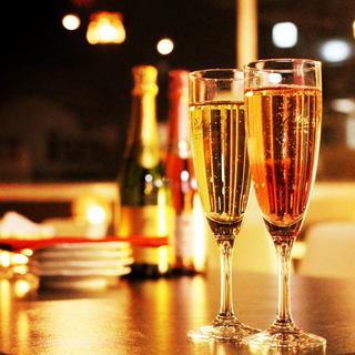 お手軽ボトルワイン/樽詰スパークリングワイン