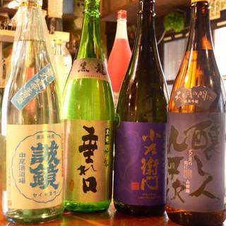 これからの季節・・・日本酒党におすすめ!