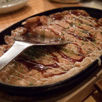 鉄板屋 いっちゃん - 壱銭焼き