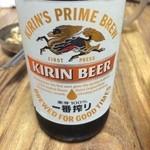 韓国居酒屋 イニョン - 一番搾り