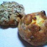 NEEDs - はちみつくるみパン、クランベリーフロマージュ