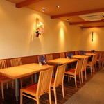 薩摩うどん - 内観写真:落ち着いた雰囲気の中お食事をお楽しみ頂けます!