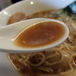 こむぎ - 旨みから出た甘味が何とも言えないスープです