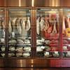 ツイテル - 料理写真:入口に設置された熟成庫!