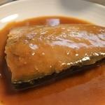 28643754 - トロ鯖田舎味噌煮。