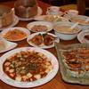 李家風餃子房 - 料理写真:3600円コース(写真は2名様用)
