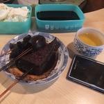 Tompachi - 味噌おでん、スジ、玉子、厚揚げ