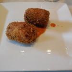 レストラン マコト - 魚のクリームコロッケ