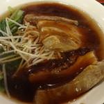 健康中華庵 青蓮 - 豚角煮麺
