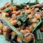 ポーポロ - 山菜納豆