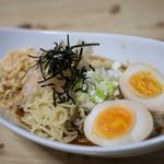 上州山賊麺 大大坊 - 鶏節和風涼麺