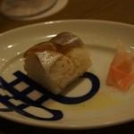 28648938 - お通しのサバ寿司
