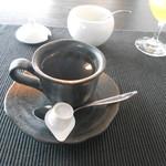 28649727 - 食後にコーヒー♪