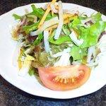 イタリア食堂 クアトロ - サラダ