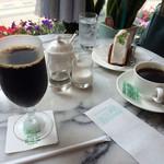近江屋 - 水だしアイスコーヒーと、森のコーヒー