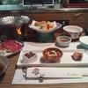 白玉の湯 泉慶 - 料理写真:夕食です。